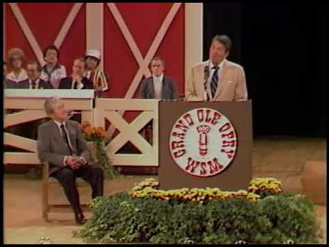 President Reagan's Remarks at a Birthday Celebration for Roy Acuff on September 13, 1984