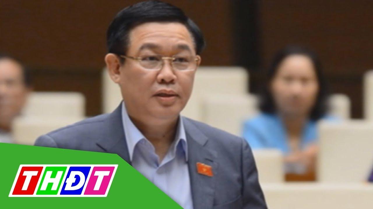 Phó Thủ tướng Vương Đình Huệ làm Bí thư Thành ủy Hà Nội | THDT