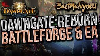 Dawngate: Rebirth | Battleforge & EA | The Potential Future of Dawngate