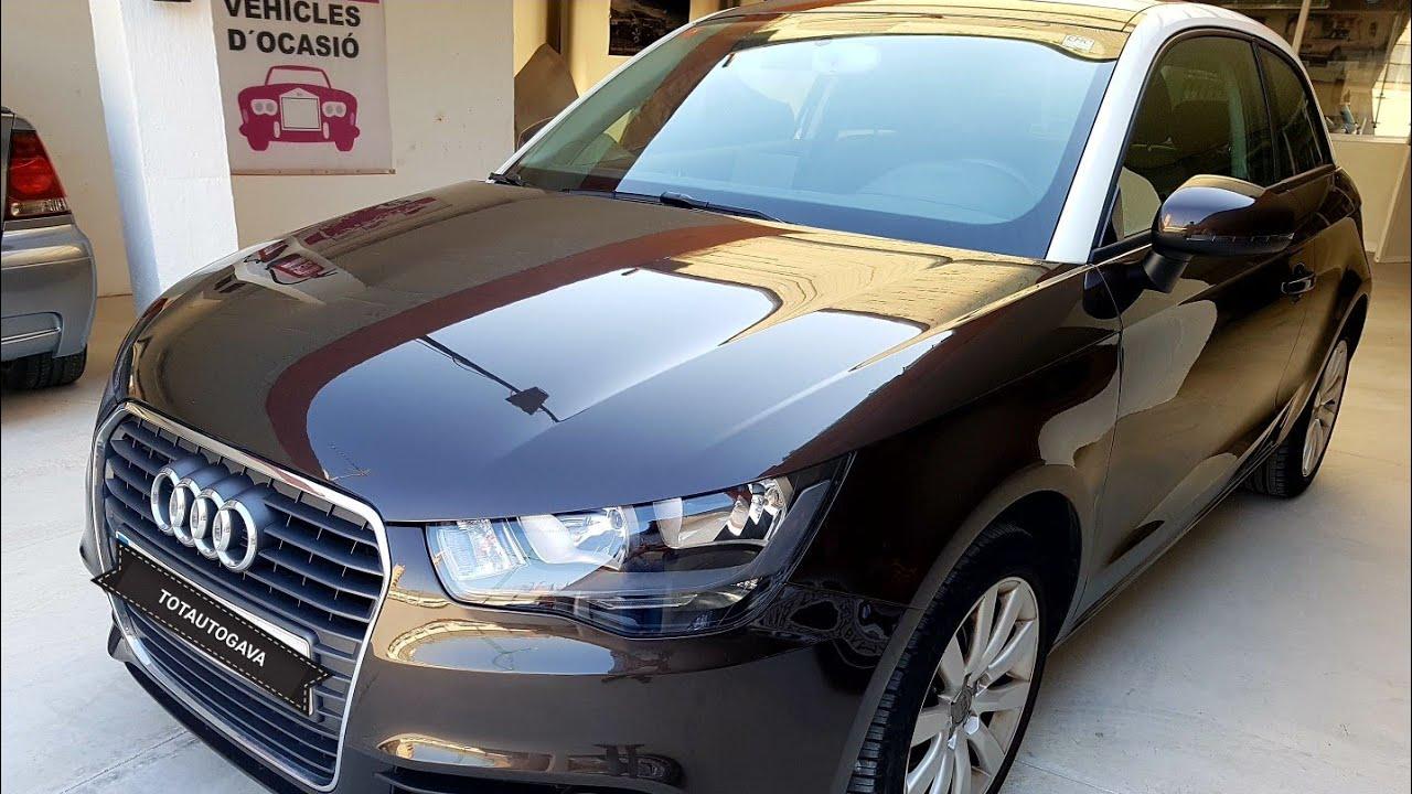 Audi A1 2014 Espa U00f1ol