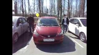 Honda Club Rostov 30.03.2014 ЛедАкс 1