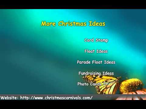 best and fabulous christmas program ideas