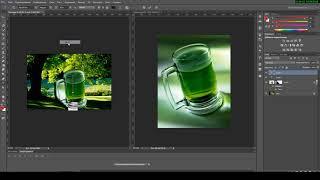 Уроки Фотошоп для начинающих | Как сделать коллаж в Фотошопе