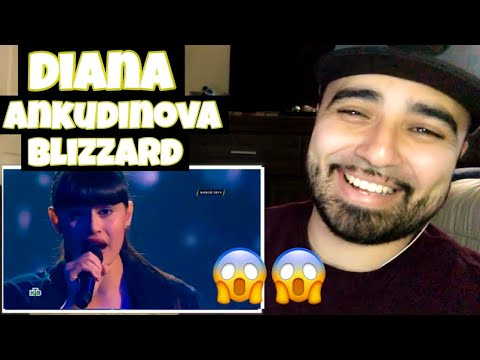 "Reacting To Diana Ankudinova "" Blizzard "" Moscow / «Вьюга» — Диана Анкудинова, 15 лет, г. Москва"