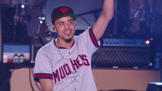 J. Cole - Crooked Smile Philly July Jam