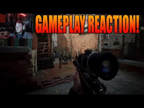 OVERKILL'S THE WALKING DEAD GAMEPLAY REACTION! thumbnail
