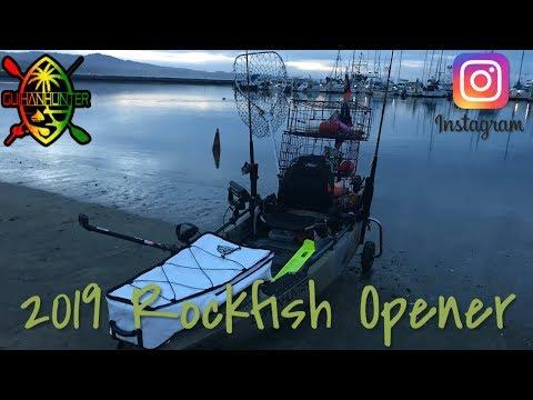 Half Moon Bay 2019 Rockfish Opener