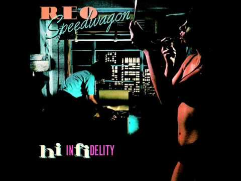 reo speedwagon in your letter
