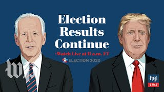 Election updates and results as vote counting continues -  - 11/5 (FULL LIVE STREAM)