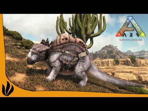 ARK: Scorched Earth FR #3 - TAME DE MORELLATOPS
