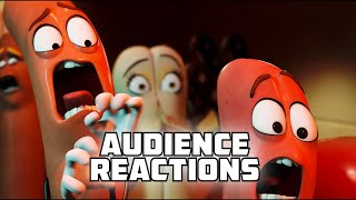 Sausage Party: Movie Night Reactions {R-Rated)