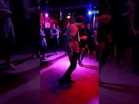 Soirée Kizomba Lyon 2017, ce soir c'est mon cours d'initiation. Apprendre à danser, vidéo et musique