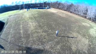 FreeX Skyview new camera mount 26Dec2014 with music