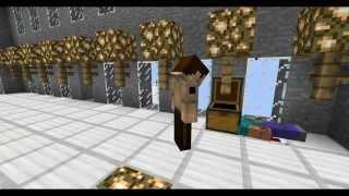 Minecraft сериал Зомби апокалипсис   Эпизод 1
