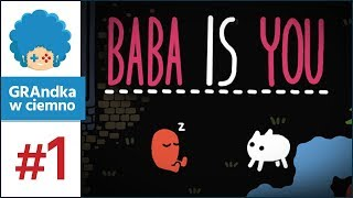 Baba Is You PL #1 | Gra logiczna roku? :o