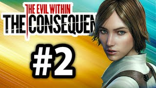 INFIRMIÈRE MANGE KIDMAN! - The Evil Within The Consequence #2