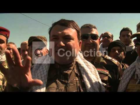 IRAQ:BATTLE FOR TIKRIT