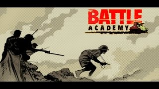 Battle Academy Gameplay