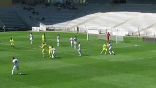 Ambiance U19 Nantes 0-1 OM 9 Avril 2017