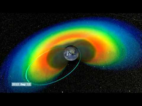 Van Allen Radiation Belts to be Explored by New Spacecraft | NASA RBSP Storm Probe Mission Video