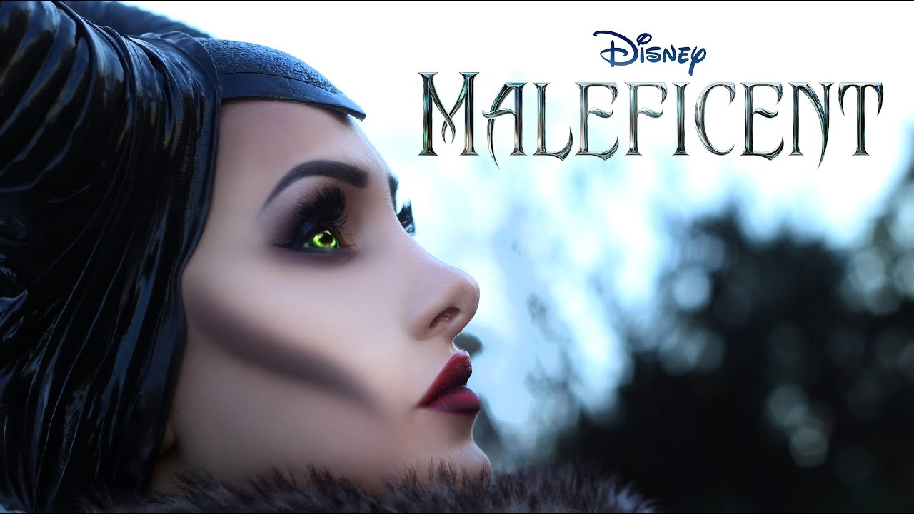 Maleficent disney il make up di angelina jolie youtube baditri Gallery