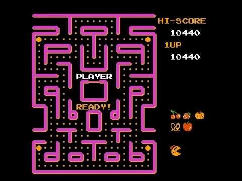 Image result for ms pacman nes youtube
