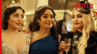 Meet The THIRD Vanessa Hudgens | The Princess Switch 2: Switched Again
