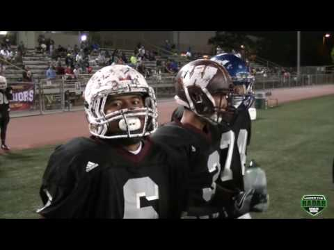 DAILY HIGHLIGHT   HSFB   California vs Samoa Dorsey vs American Samoa Sports Highlight M