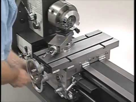 Machine Shop on Your Bench Top - Guaranteed to Pay It's Own Way - SMITHY GRANITE 3-in-1