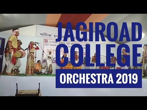 Jagiroad college orchestra 2018,by xl mixture
