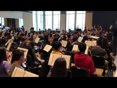 First Rehearsal: RAGTIME in Concert - 2018