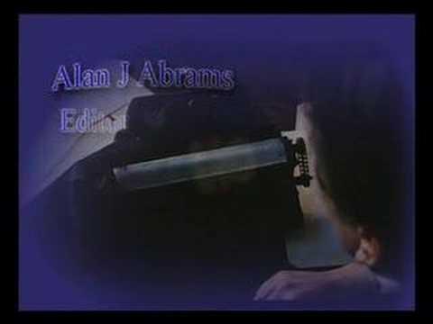 Alan J Abrams Editor's Reel