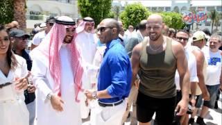 أحمد التهامي: سعيد بالمشاركة في التنافس التجريبي لبرنامج نينجا بالعربي