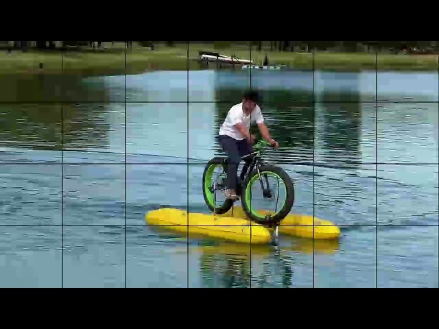 Shuttle Bike