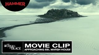 The Woman in Black / Approaching Eel Marsh House (Official Clip) HD