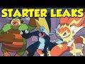 NEW STARTER EVOLUTION LEAKS COULD BE REAL! BEST Pokemon Gen 8 Starter Evolution Leaks!