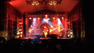 Banda Jungle Boys - Pearl Jam - Even Flow no Pedrock Festival 2014