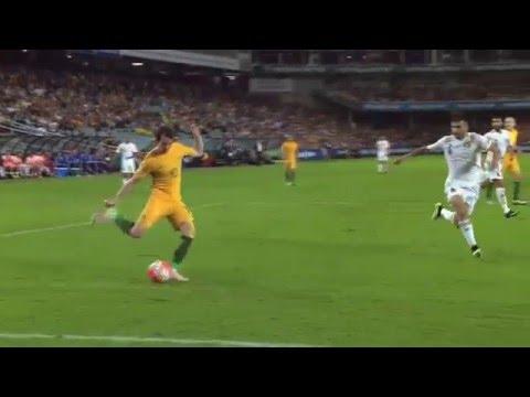 Australia vs Jordan: 2018 FIFA WC Russia & AFC Asian Cup UAE 2019 (Qly RD 2)