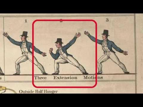 Body Mechanics in British Martial Arts - Part 2