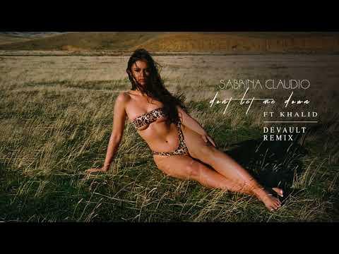 Sabrina Claudio ft. Khalid - Don't Let Me Down (Devault Remix)