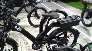 A2B Electric Bikes | Interbike 2015 | Electric Bike Report