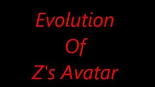 Evolution Of Z's Roblox Avatar   Z.A.A Channel 
