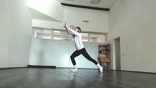 Yoga dance (танцевальная йога) by Maria Solomatina