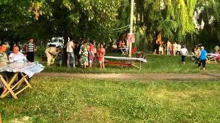 Смела. Дождь Разогнал язычников на Ивана купала!  07 07 12