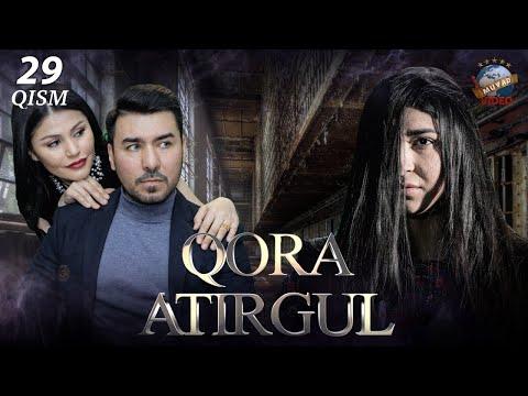 Qora Atirgul (o'zbek Serial) 29-qism | Кора атиргул (узбек сериал) 29-кисм