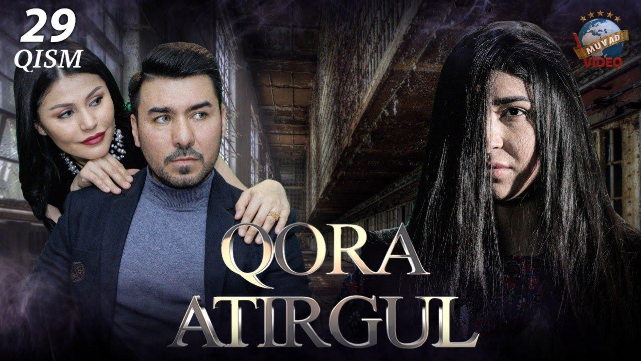 Qora atirgul (o'zbek serial) 29-qism | Кора атиргул (узбек сериал) 29-кисм MyTub.uz