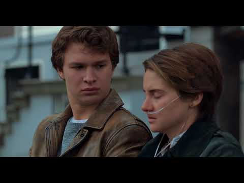 Sad Scene: The Fault in Our Stars | Hazel Grace and Gus in Amsterdam |
