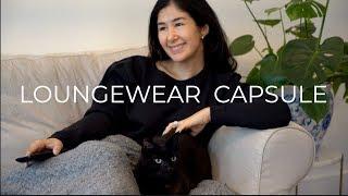 How To Wear Loungwear Outside & My Capsule | Sleek Not Sloppy