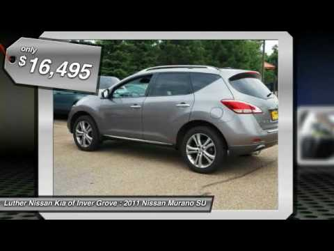 Inver Grove Nissan >> 2011 Nissan Murano Inver Grove Heights St Paul Minneapolis 45359a