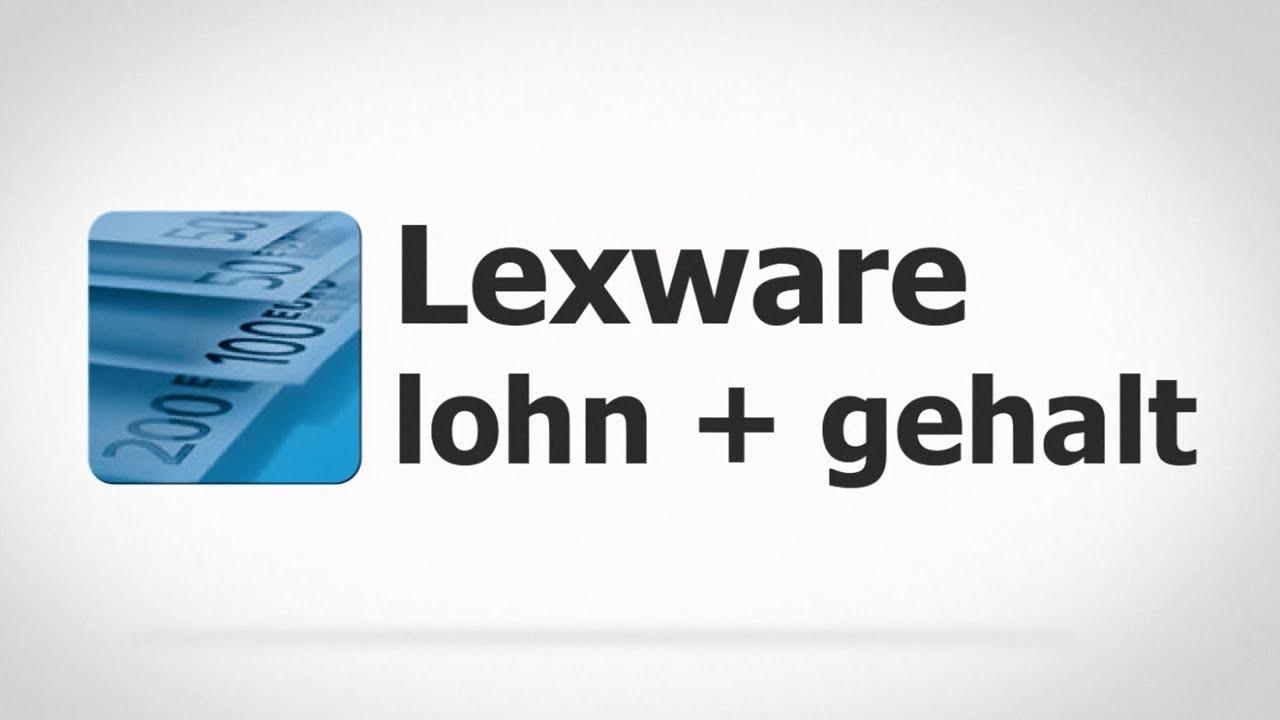 Lexware lohn+gehalt – Produkttour durch unsere Software für Lohn ...